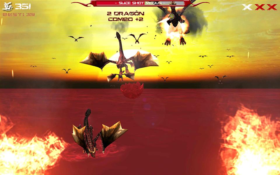 Screenshot DragonKill3D
