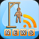 Hangman News RSS in real time with categories News